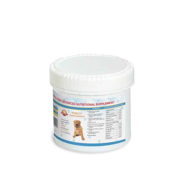 Hip and Joint Powder for Dogs
